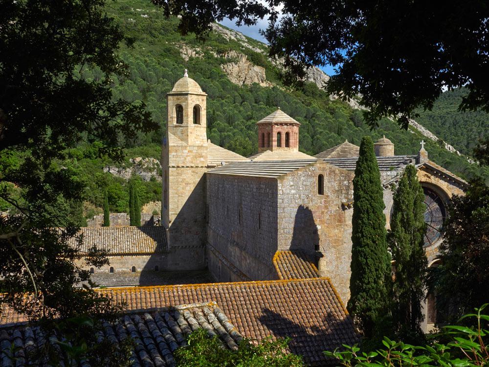 Abbaye de Fontfroide , Narbonne , Aude