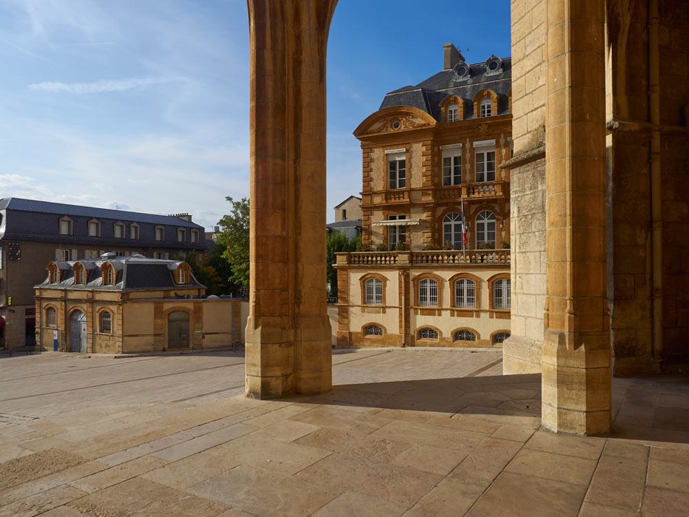 Photo de la cathédrale de Mende