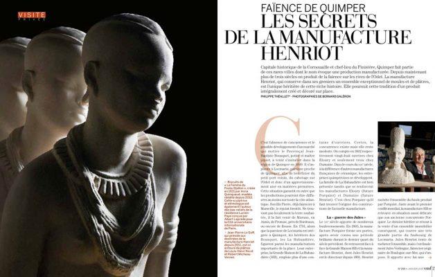 Vmf , les secrets de la manufacture Henriot