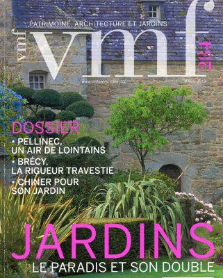 Photo de couverture du jardin de PELLINEC dans Vmf