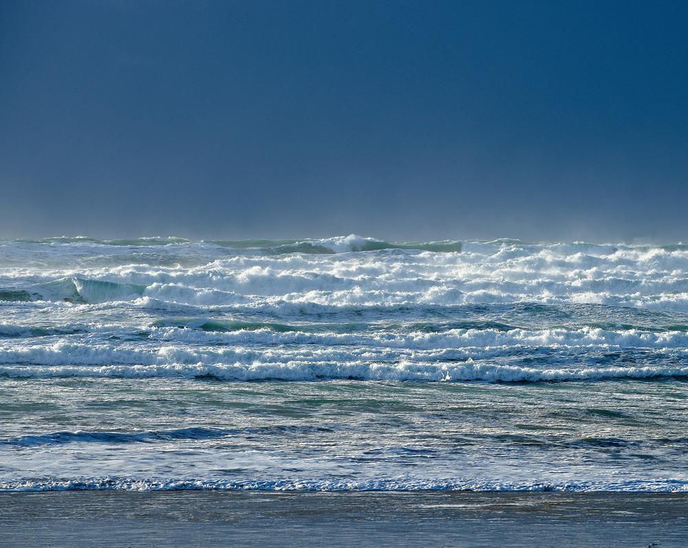 exposition photo La Mer en Hiver tirage sur toile