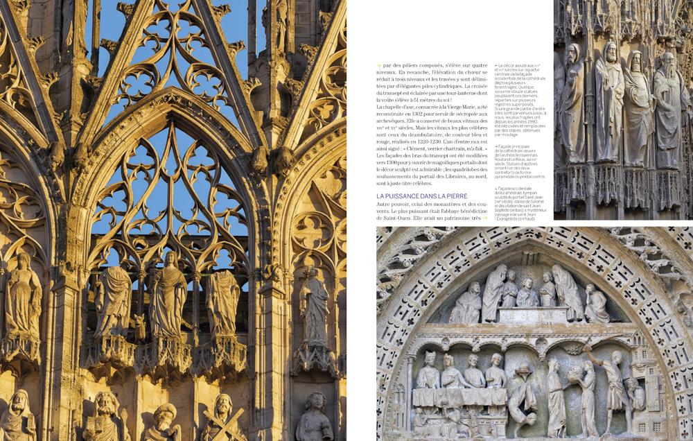 reportage photo , revue VMF , spécial Rouen