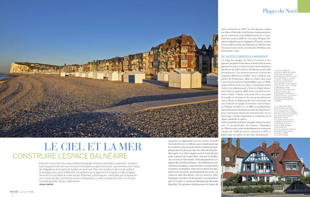 reportage photo , revue VMF , spécial Nord