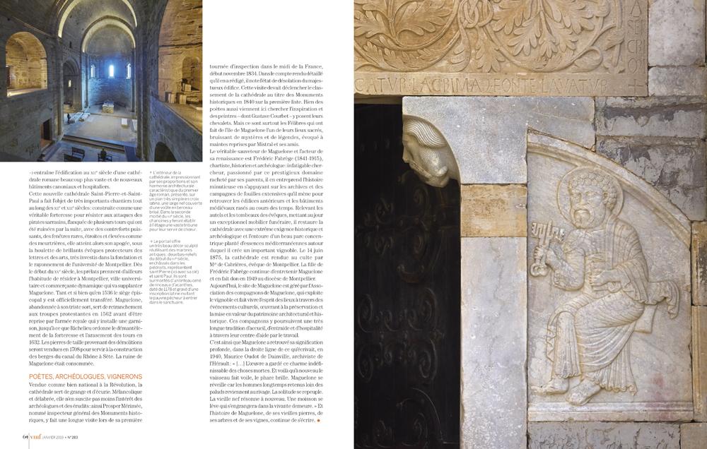 reportage photo , revue VMF , spécial Hérault
