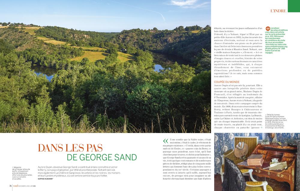 patrimoine,architecture,jardins - VMF - reportage photo sur L'Indre