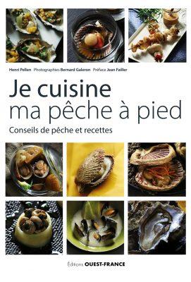recette fruits de mer , chef Henri Pellen , livre , edition Ouest France