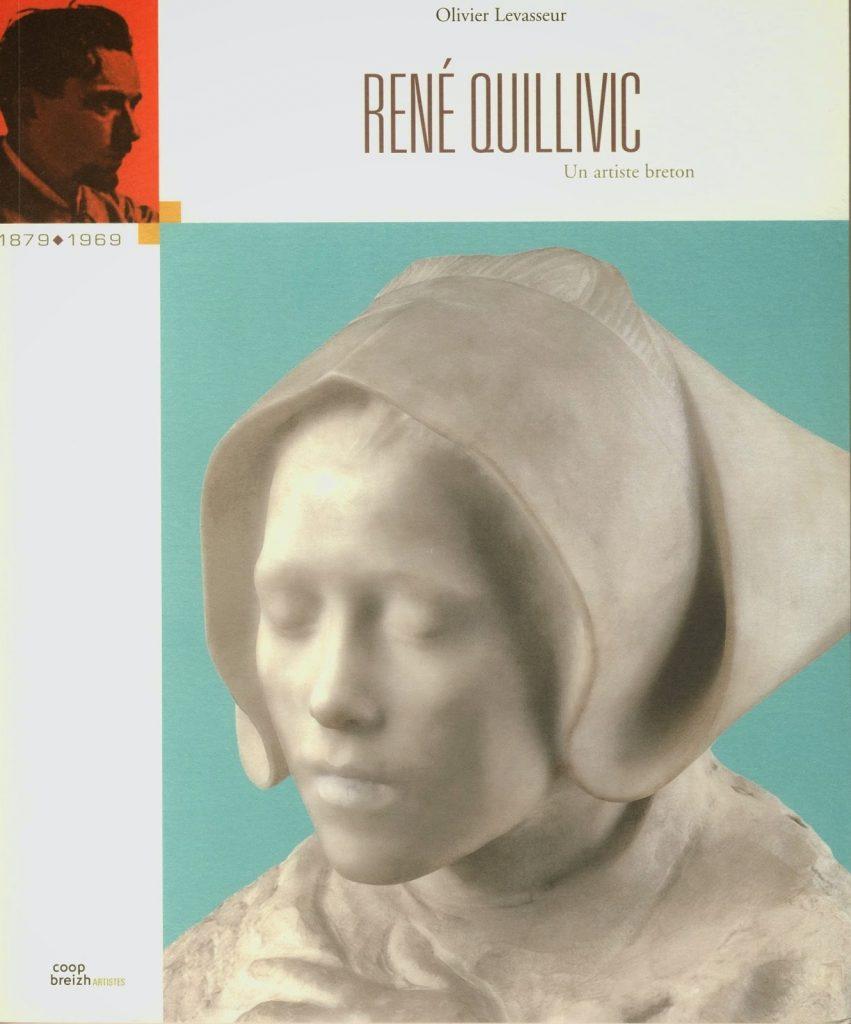 Livre sur René Quillivic - un artiste breton 2015 - Coop Breizh
