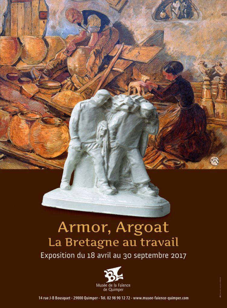 armor argoat catalogue musee de la faience Quimper