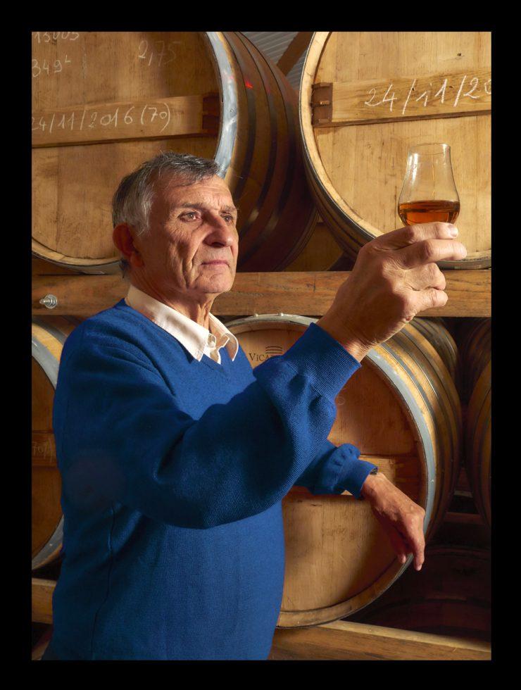 Guy Le Lay , créateur du whisky Eddu