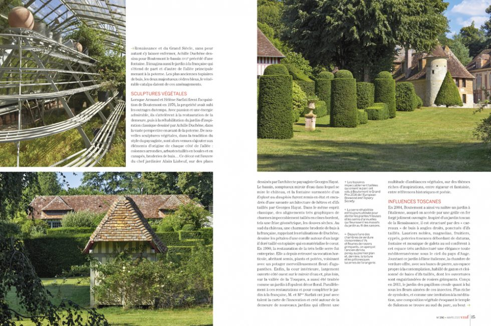Jardin de Boutemont Calvados