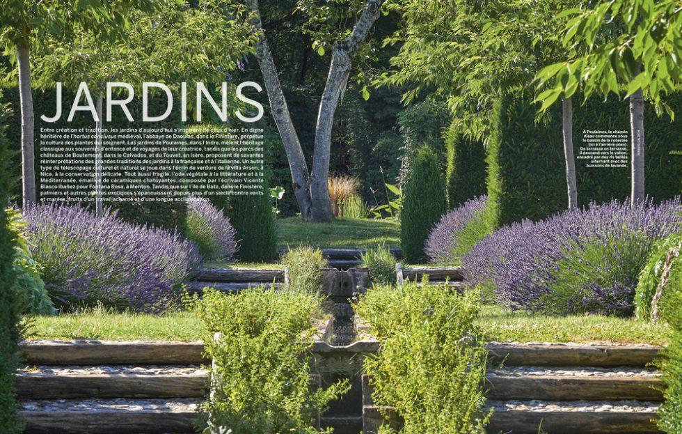 Jardin de Poulaines Indre