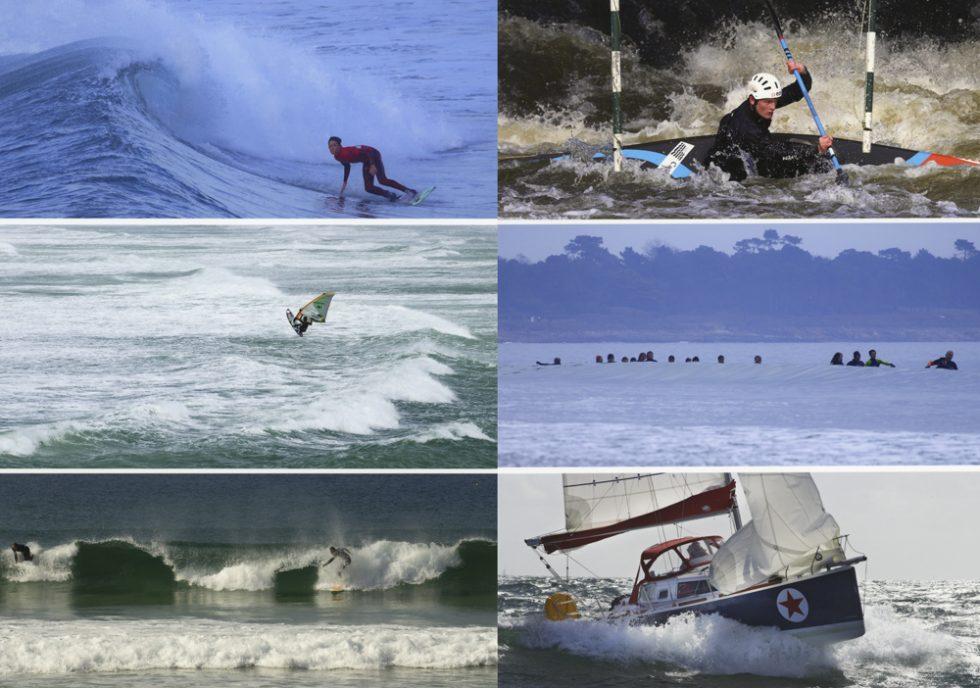 sport de glisse et nautisme en Finistère