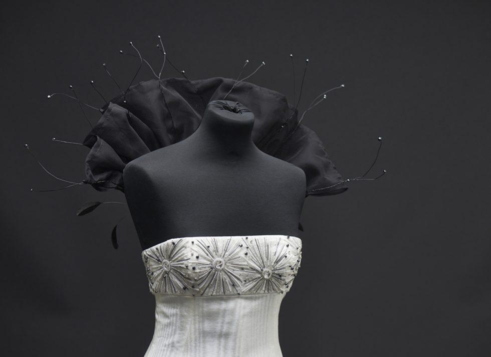 Robe étoile de mer création Pascal Jaouen collection Gwenn ha Du
