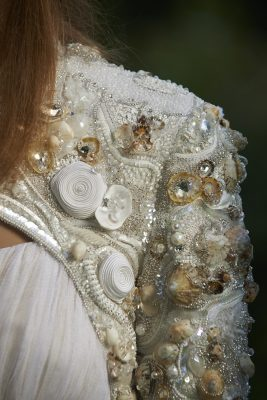 Robe l'Armor, création Pascal Jaouen, collection Gwenn ha Du