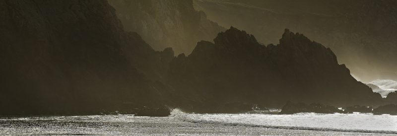 Baie des trépassés , Cap Sizun , Finistère , Bretagne