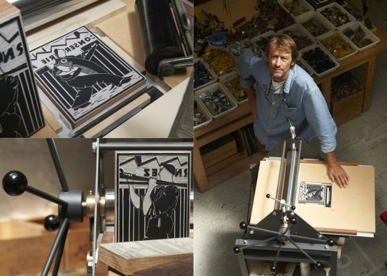 Atelier Olivier Lapique , Concarneau