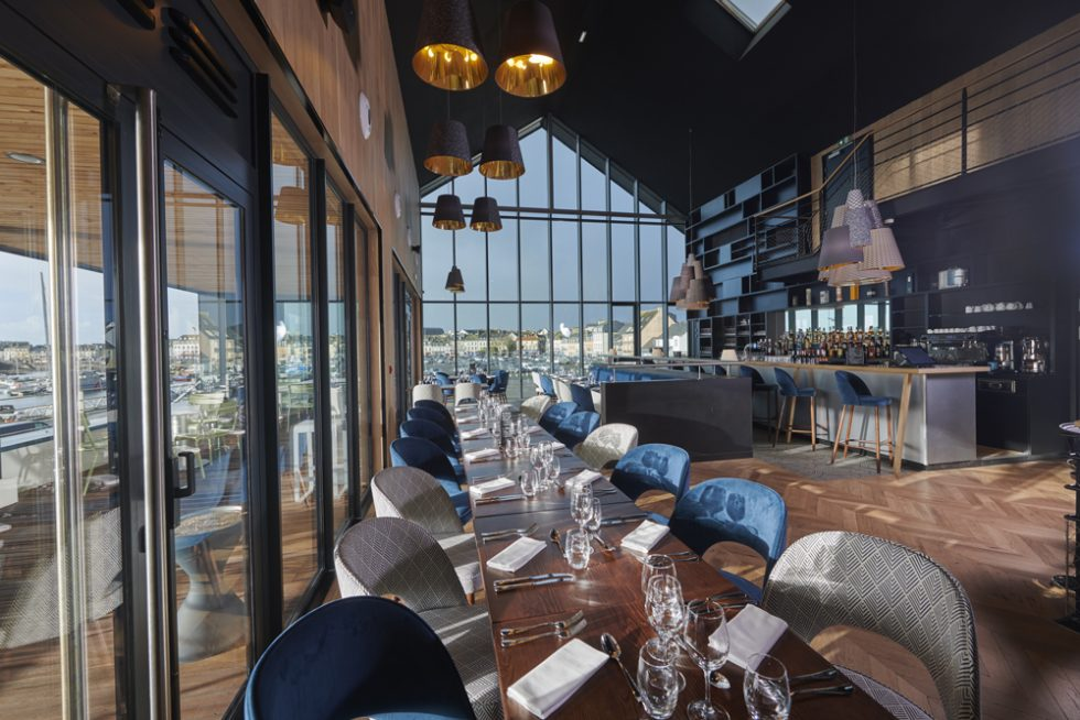 Restaurant Le Chantier Concarneau
