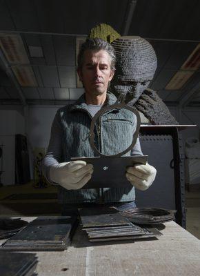 Marc Didou, sculpteur, Lesneven