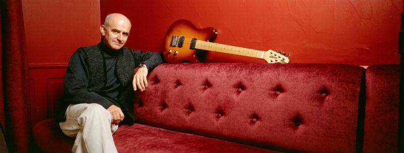 Dan Ar Braz, guitariste, Quimper
