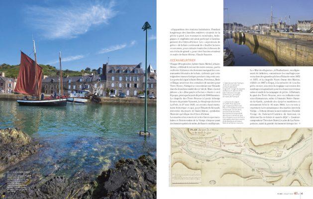 La baie de Saint Brieuc , un livre entre et ciel et mer , Vmf , Cotes d Armor