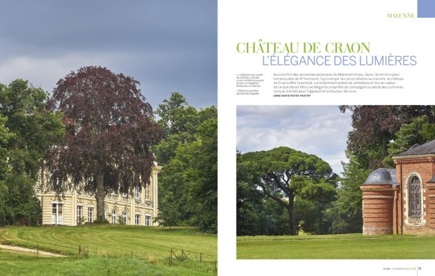 Chat Craon , VMF spécial Mayenne , novembre 2020
