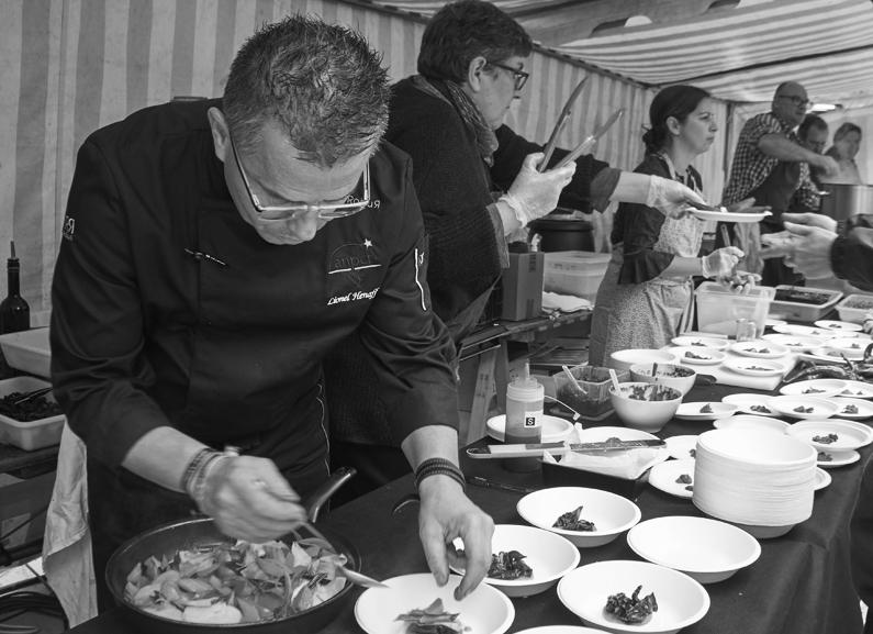 Atelier dégustation Slow Food , Quimper