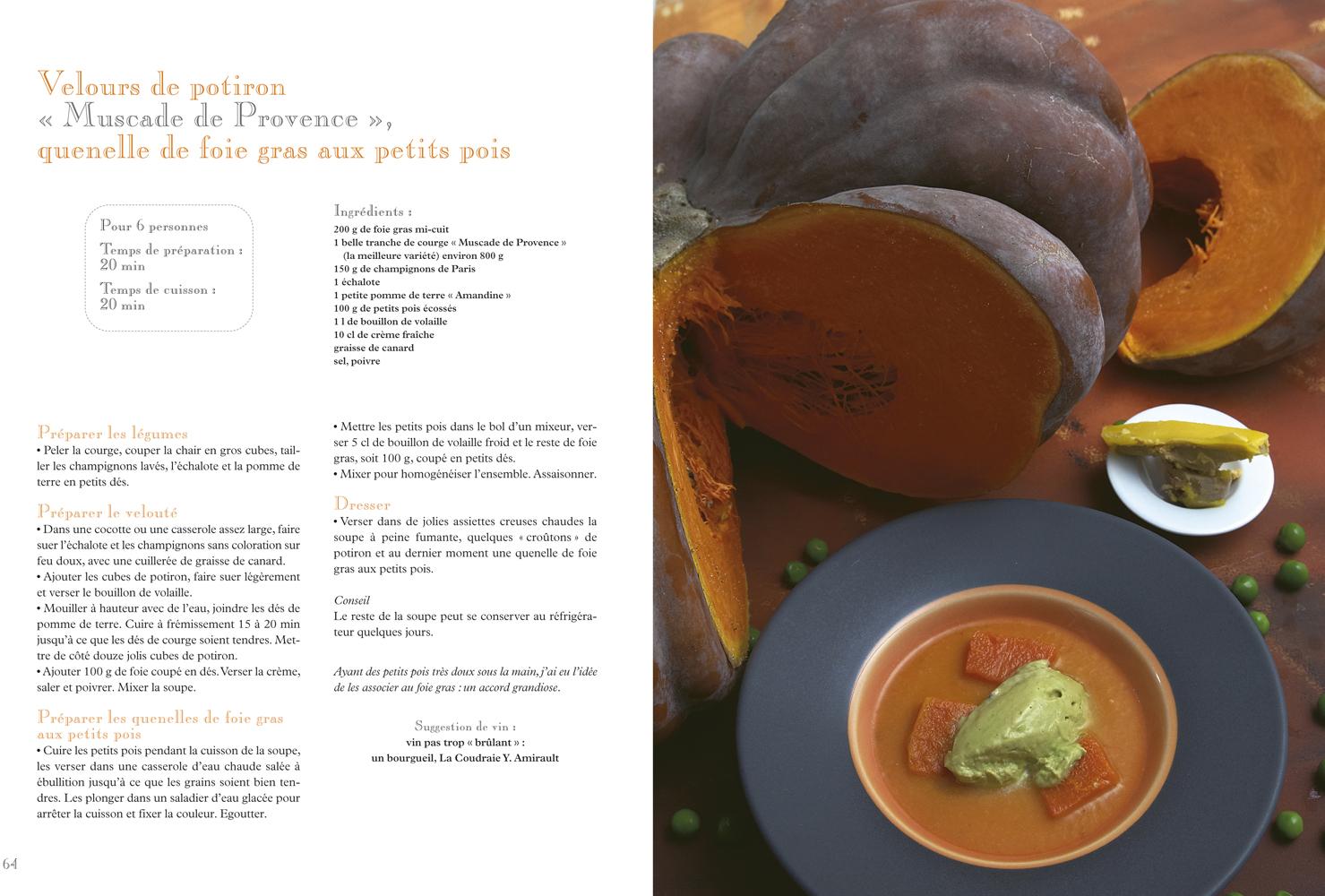 Gouter les foies gras , recettes de Guy Guilloux