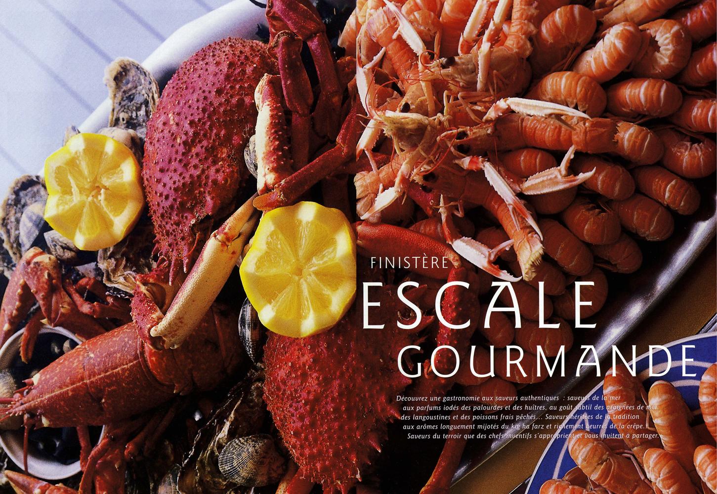 Escale gourmande et iodée en Finistère