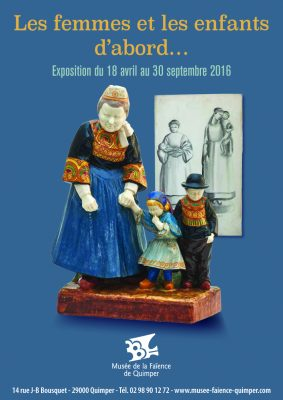 catalogue, musée de la faience Quimper