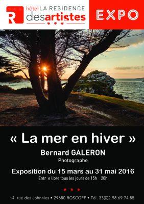 Expo La Mer en Hiver