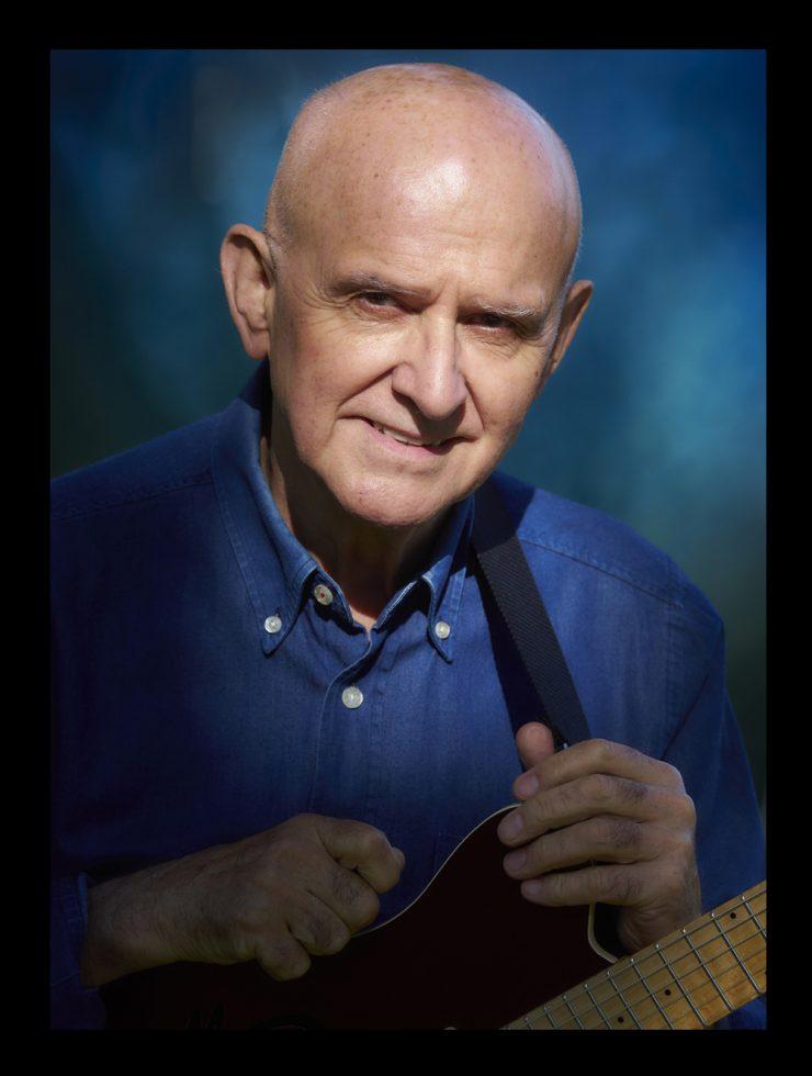 Dan Ar Braz , guitariste , Quimper