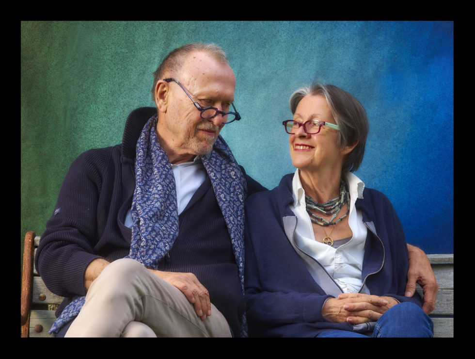 Ursula et Werner , passionnés de patrimoine , Ergué Gabéric