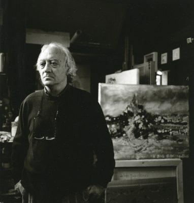 Aldo Paolucci, peintre, artiste Brittany Ferries