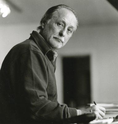 Michel Four, peintre, artiste Brittany Ferries