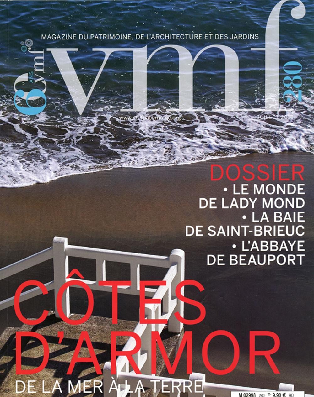 Vmf , Cotes d Armor , de la mer à la terre