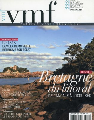 Vmf,Bretagne du littoral de Cancale à Locquirec