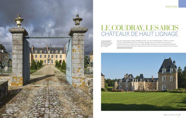 Chat Le Coudray et Les Arcis , VMF spécial Mayenne , novembre 2020